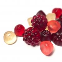 Fruchtsaft-Waldfrüchte