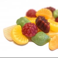 Fruchtsaft-Tahitisalat