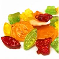 Fruchtsaft-Herbstmischung