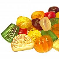 Fruit-Snäcks Exotic