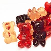 Fruit-Snäcks Johannisbären