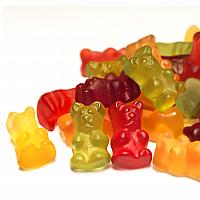 Fruchtbären mit Fruchtsüße