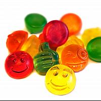 Smileys 30% zuckerreduziert